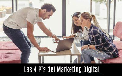 Las 4 Ps del marketing digital