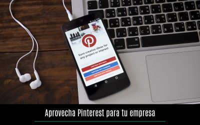 Aprovecha Pinterest para tu empresa