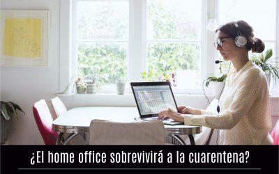 ¿El home office sobrevivirá a la cuarentena?