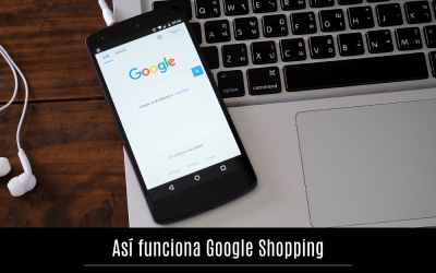 Así funciona Google Shopping